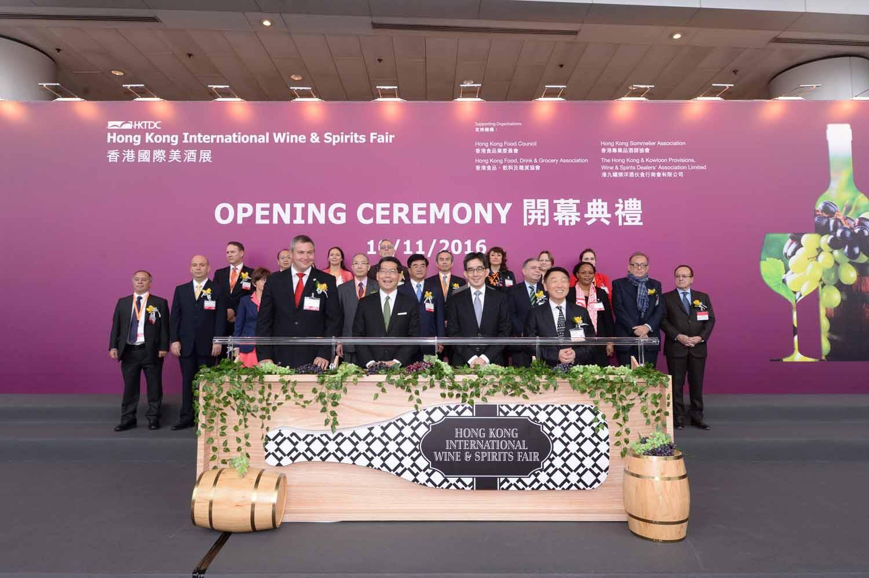 第9回香港インターナショナル ワイン&スピリッツ・フェア レポート