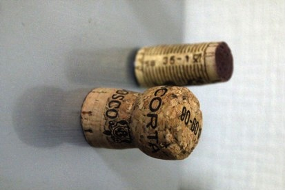 ひと工夫でこんなに楽しい! ワイン廃品再利用術5