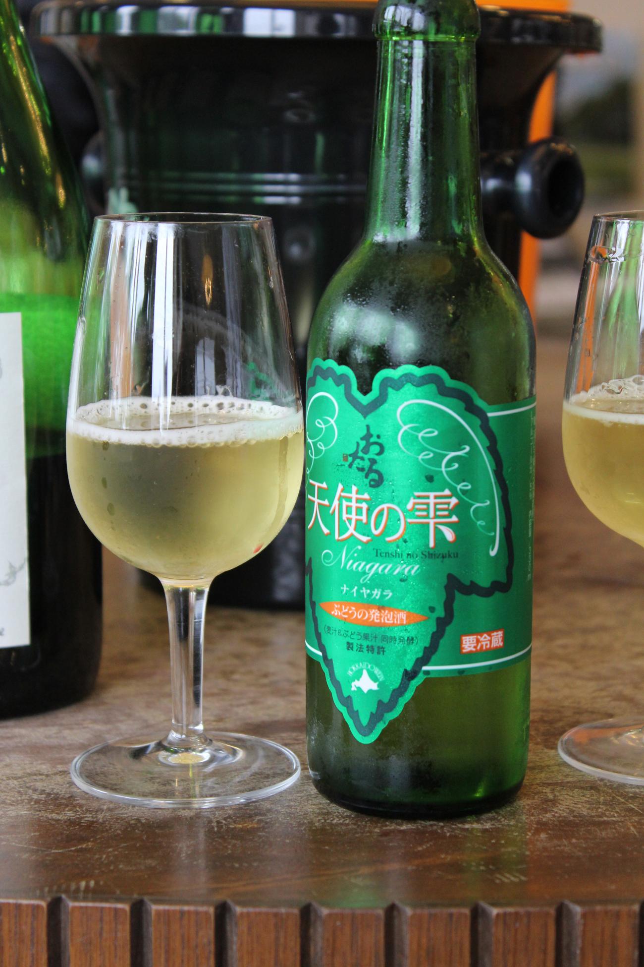 ワイン+日本酒+ビール、の新感覚飲料
