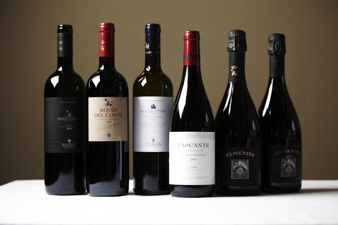 シチリアワインと日本料理の出合い 「タスカ・ダルメリータ」の夕べ
