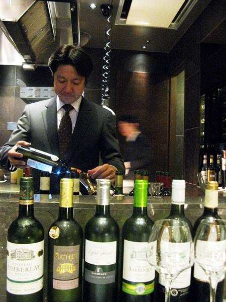 料理1品×ワイン2種を合わせるマリアージュのコツ
